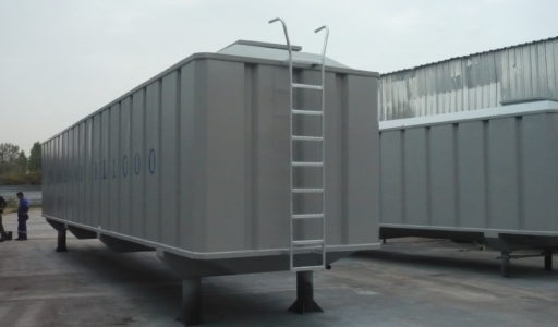BIOLOGICAL PACKAGE TREATMENT UNIT